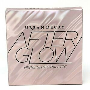 Urban Decay After Glow Highlighter Palette - New In Box