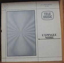 GERARD GALLO L'EPINGLE NOIRE TELE MUSIC OST FRENCH LP SIROCCO 1983
