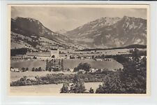AK Sonthofen, Burg, 1953 Foto