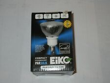 EiKO 15W CFL PAR30LN Flood 120V 5000K 8,000 Hour Long Life 745 Lumens
