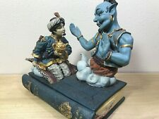 Aladdin Arabian Nights Scultpure Curio Box by Bookworms The Pennywhistle Group