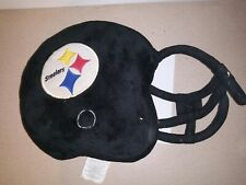 Pittsburgh Steelers Plush Helmet Pillow ( Facemask needs stitched)
