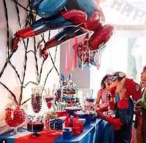 Marvel Spider Man 3-D AIR WALKER Foil Balloon Birthday Party Decoration(55x63cm)