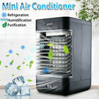 Portable Personal AC Unit Evaporative Air Conditioner Mini Purifier Cooler NEW photo