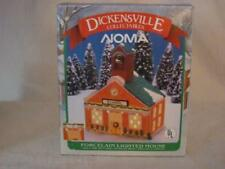Dickensville Collectibles - Porcelain Lighted School House