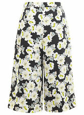 Floral Low Rise Shorts for Women