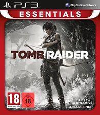 Ps3 gioco lara croft tomb raider 2013 Uncut