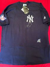 New York Yankees 100th year limited edition shirt with matching pin