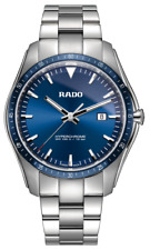 New Rado HyperChrome Stainless Steel Blue Dial Men's Watch R32502203