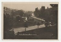 The New Road Through Rivelin, Sheffield Real Photo Postcard, B080