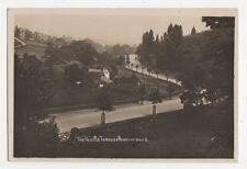 The New Road Through Rivelin, Sheffield Real Photo Postcard, B080