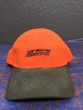 Lee Wayne Corporation Men's Baseball Cap Hat