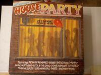 House Party-Various Artists Vinyl LP 1985 UK Copy