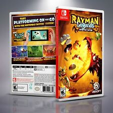 Rayman Legends Definitive - Replacement Nintendo Switch Cover and Case. NO GAME!