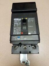 Square D Jja36225 PowerPact I-Line Circuit Breaker 225 Amps 600Vac