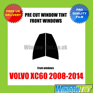 VOLVO XC60 2008-2014 FRONT PRE CUT WINDOW TINT