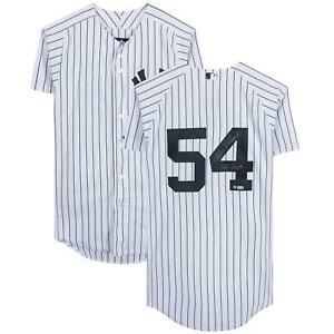 """Goose Gossage New York Yankees Signed Pinstripe Jersey with """"HOF 2008"""" Insc"""
