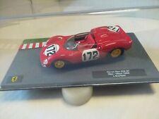 Ferrari Sport 1/43 Dino 206 SP Ollon-Villars 1965 Scarfiotti n172
