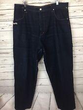 """JOHNNY BLAZE Men's Jeans Size 42, 33"""" inseam Dark wash"""
