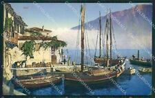 Brescia Limone cartolina QK7068