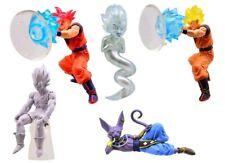 Dragon Ball Z Set 5 Figura Colección Escritorio Collection 2 BANDAI Goku Vegeta