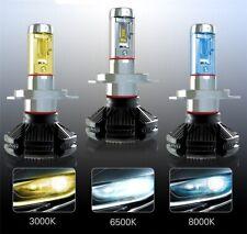 KIT LED H 7 H7 LED Cree Philips 6500K 6000 lumen 12V 24V  Xenon Fari Auto Moto