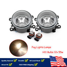 Fog Light Lamp Withbulbs H11 Bulbs 12v 55w Right Amp Left Side Car Accessories Us Fits 2002 Mitsubishi Eclipse