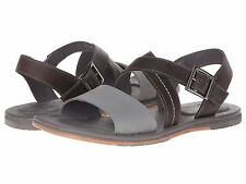 ORIGINAL UGG AUSTRALIA TUSTIN MENS SANDALS. GREY & METAL, SZ 13 UK, 48.5 EU, NEW