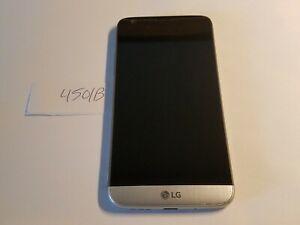 LG G5 US992 - 32GB - Grey/Silver (US Cellular) (4501B)