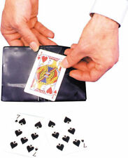 Morris Costumes Magician Ultimate Engl 3 Card Monte Face Card. Ld26
