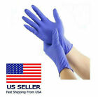 Nitrile Gloves - Latex Free & Powder Free Blue 10 to 4000 Count