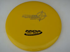 Disc Golf Innova Star Colt Small Bead Putt & Approach Stable 175g Yellow