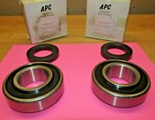 1938 TO 1956 CADILLAC DEVILLE FLEETWOOD REAR WHEEL BEARINGS SET OF 2 NEW