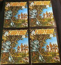 4 Fugitoid #1 (1985,Eastman/Laird), New Old Stock, Unread