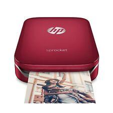 HP Sprocket Photo Printer - White 10 Sheet Pack