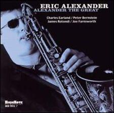 Eric Alexander - Alexander the Great [New CD]