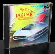 JAGUAR XJ 200 GAME USED PER SEGA MEGA CD ED GIAPPONESE JM31 MANUALE MANCANTE