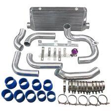 CXRacing FMIC Intercooler Kit + Intake Pipe For 91-01 SC300 Chassis 1JZ-GTE VVTI