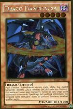 YU-GI-OH! PGLD-IT040 Drago Fiammanera Rara Gold Italiano