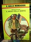 IL MAGO DELLA MORTE Richard Forrest 1978 Il Giallo Mondadori n. 1531