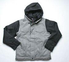 Burton Boys Denim Snowboard Jacket (M) Black