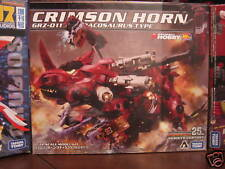 Zoids 25th Anniversary Crimson Horn Mint in Box