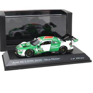 Audi RS 5 DTM 2020 Müller 1:43 Team ABT Sportsline Modellauto RS5 Limitiert 150