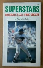 VINTAGE PAPERBACK: SUPERSTARS: BASEBALL'S ALL-TIME GREATS, WILLIE MAYS COVER