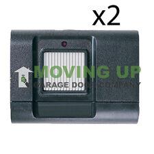 Stanley 1050 310Mhz Garage Door & Gate Remote 105015 QTY 2