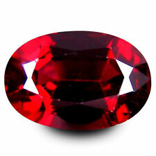 Good Cut Natural Oval Transparent Loose Gemstones