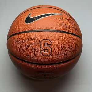 Stanford Womens Game Used & Autographed Nike NTouch 3005 NCAA Basketball 28.5