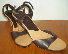 Strappy Casual 100% Leather Upper Shoes for Women NEXT