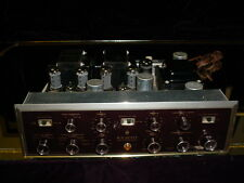 H.H. Scott Stereo Tube Integrated Amplifier Model LK72 LK-72 Scottkit 7591 Tubes