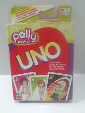 UNO Cards Polly Pocket Edition Card Game